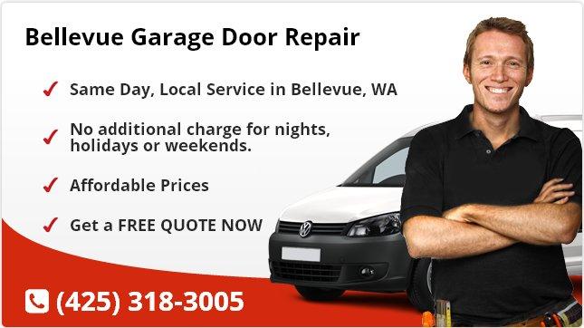 Bellevue Garage Door Repair